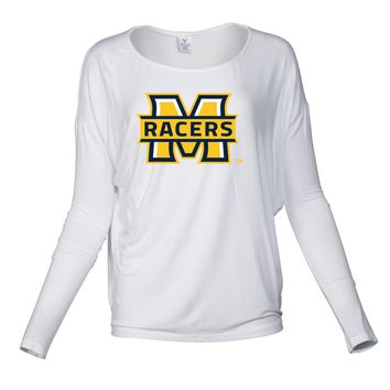 NCAA Murray State Racers PPMUR046 Women's Loose Pico Top