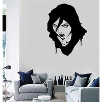 Wall Stickers Vinyl Decal Vampire Gothic Decor For Girls Cool Decor Unique Gift (z2339)