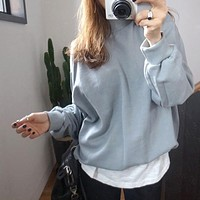 Casual Kawaii Pullovers