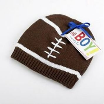 Football Hat by Mud Pie