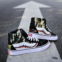 Bape x Vans old skool sneakers 36-44