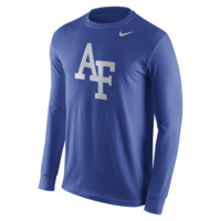 Nike College Cotton Logo (Air Force) Men's T-Shirt