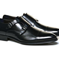 Black Monk Strap Fw121130i   Suitsupply Online Store