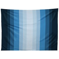 Lisa Argyropoulos Jazzy Blues Tapestry