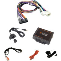 Isimple Droid, Ipad And Iphone And Ipod & Other Smartphones Factory Radio Interface (for Select Toyota Vehicles)