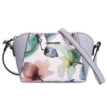 Women Floral crossbody bag small