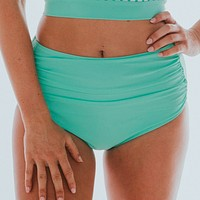 Hydie Swim Bottoms - Mint
