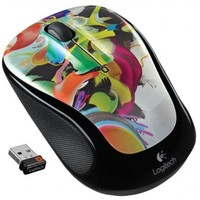 Logitech Wireless Mouse M325 with Designed-for-Web Scrolling - Liquid Color