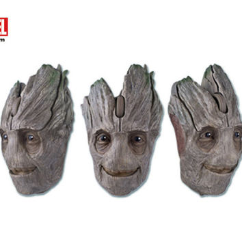 MARVEL Groot Wireless Mouse for Guardians of the Galaxy Fans