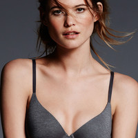 Demi Bra - The T-Shirt - Victoria's Secret