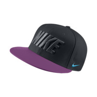 Nike Football Field Generals True Adjustable Hat  (Black)