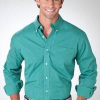 TopSail Collection Sport Shirt - Gingham