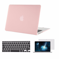 "MOSISO For Mac Book Air 13 Inch Plastic Hard Case Cover For Macbook Air 13.3""/Pro 13 Retina For Apple 13.3'' Sleeve Cover Shell"
