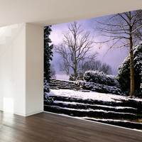 Paul Moore's Trip to Narnia Mural wall decal
