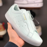 HCXX A1389 Adidas Sleek Jelly zip-up sneakers