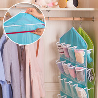 Korean Transparent Storage Bags Underwear [6377498948]