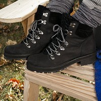 Free People Womens Icon Hiker Boot