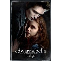 Twilight Edward and Bella Movie Poster 24x36