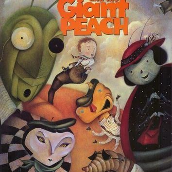 James and the Giant Peach 27x40 Movie Poster (1996)