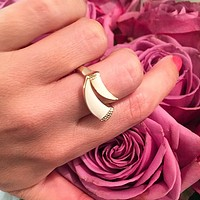 Tusk Ring - Sold out