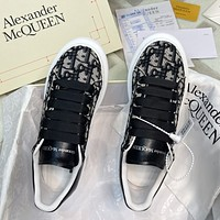 Christian Dior Alexander McQueen Air-cushioned sneakers Shoes