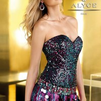 Alyce Claudine Collection 2224 Dress