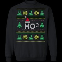 Chemistry Ugly Christmas Sweater