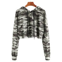 That Camo Hoodie, All sizes