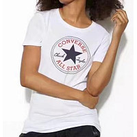 CONVERSE: fashion casual T-shirt