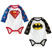 Baby's Clothing with Superman Pattern = 1946164036