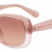 Kate Spade - Citiani G S Pink Sunglasses / Pink Gradient Lenses