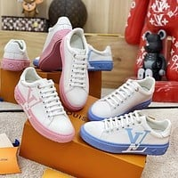 Louis Vuitton LV Time Out Sneaker