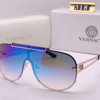 Blue VERSACE Fashion Sunglasses
