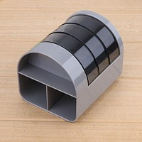 1 Pcs Desk Storage Organizer Pen Case Pencil Stand Container Stationary Study Pen Holders for Desk Office Accessories Supplies