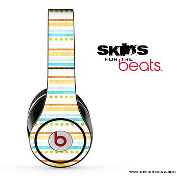 Striped n' Dotted Skin for the Beats by Dre