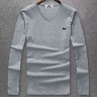 Lacoste Fashion Casual Top Sweater Pullover-5