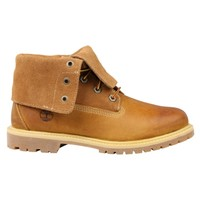 Timberland - Women's Timberland Authentics Suede Roll-Top Boots