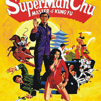 "SuperManChu ""Super Man Chu"" by OBEY ZOMBIE"