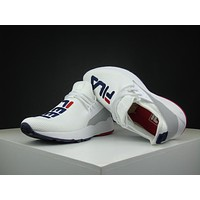 Fila Destroyer 1825 White Running Shoes Size 36 44.5 | Best Deal Online