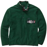 All Prep Pullover in Hunter Green by Southern Proper