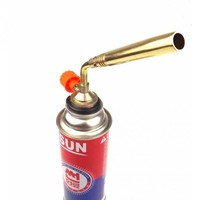 1Pcs Metal DAS Butane Blower Welding Outdoor Camping BBQ picnic Gas Torch Lighter Flame Gun
