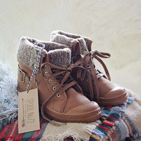Moose Lodge Booties