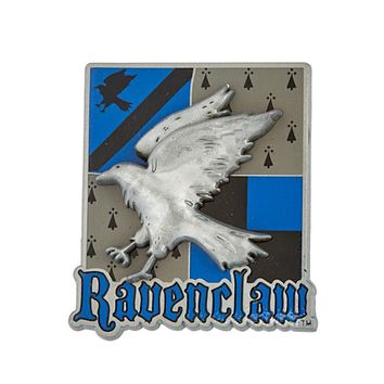 Universal Studios Harry Potter Ravenclaw Crest Raised Pin on Pin New with Card