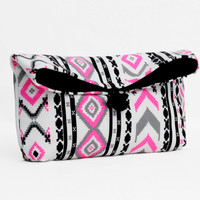 Cosmetic Bag, Makeup Bag, Clutch Purse, Clutch Bag, Bags And Purses, Pouch, Travel Bag, Cosmetic Case, Make Up Case, Makeup Case