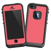 "Coral ""Protective Decal Skin"" for LifeProof fre iPhone 5/5s Case"