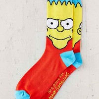 Bart Simpson Sock- Red One