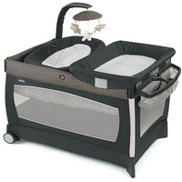 Chicco Lullaby 3 Stage Portable Playard - Lilla