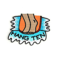 Hang Ten Patch