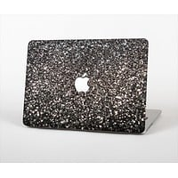 The Black Unfocused Sparkle Skin Set for the Apple MacBook Pro 13""