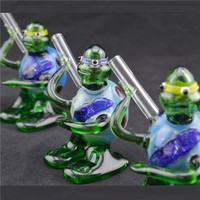 $.75 +s/h FLASH SALE Ninja Turtle Concentrate Pipe